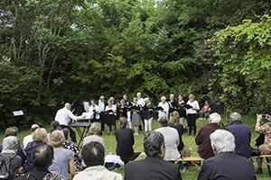 arboretum Tuilliere festival